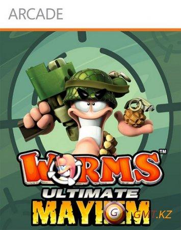 Worms Ultimate Mayhem (RUS/ENG/Multi7/Repack от Fenixx)