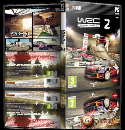 WRC 2: FIA World Rally Championship (2011/ENG/Repack от R.G. Catalyst)