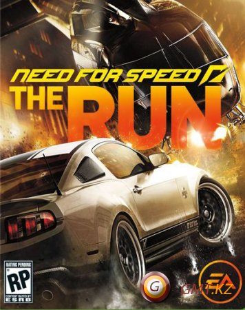 Need For Speed: The Run - Трейлер «Героини игры» (2011/ENG/HDRip)