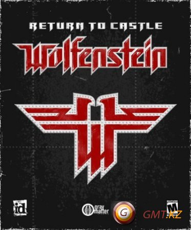 Return to Castle Wolfenstein: Operation Trondheim - Iron Cross (2001/RUS/Лицензия)