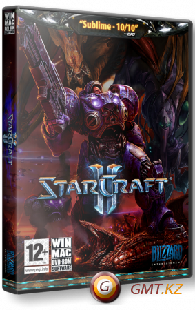 Starcraft II (2010/RUS/Repack от R.G. Catalyst)