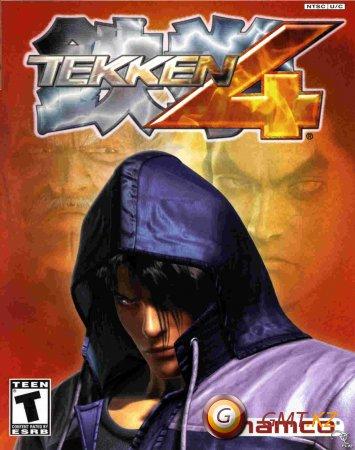 Tekken 4 (2008 / RUS / Пиратка)