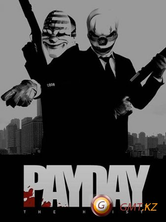 PAYDAY: The Heist (2011/ENG/MULTi5/Пиратка)