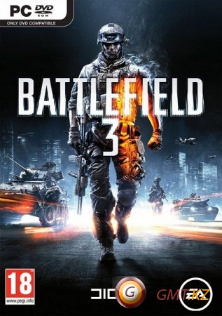 Battlefield 3 (2011/RUS/ENG/Crack by ALI213)