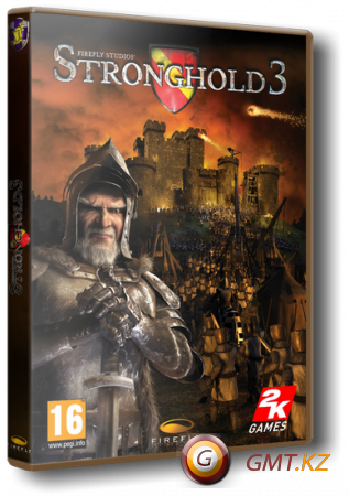 Stronghold 3 (2011/RUS/ENG/Лицензия)