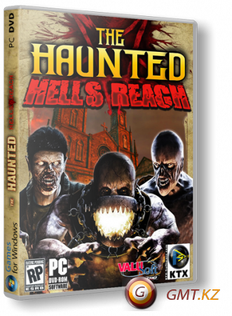 The Haunted.Hell's Reach.v 1.0r10 (2011/RUS/ENG/Repack от Fenixx)