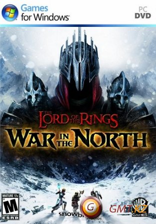 The Lord of the Rings: War in the North (2011/RUS/ENG/Лицензия)