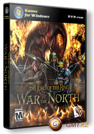 Lord of the Rings: War in the North (2011/RUS/ENG/RePack от -Ultra-)