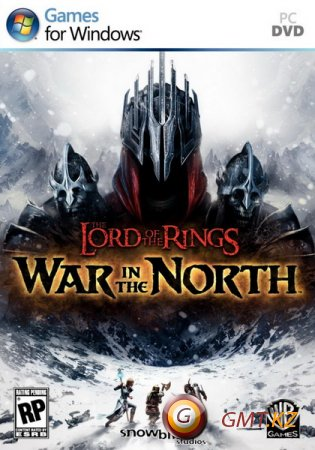 Lord of the Rings: War in the North (2011/RUS/ENG/RePack от R.G. Механики)