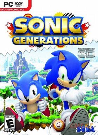 Sonic Generations (2011/ENG/MULTi6/Пиратка)