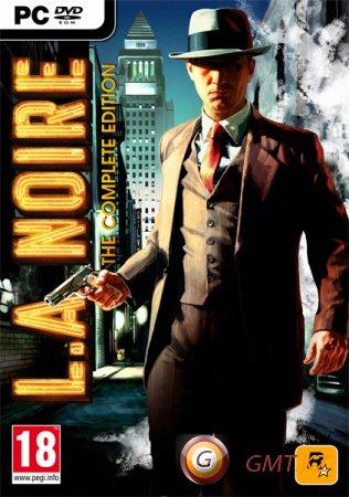 L.A. Noire (2011/Профессиональный/Текст+Update1)
