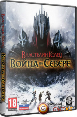 The Lord of the Rings: War in the North (2011/RUS/ENG/Crack by RELOADED)