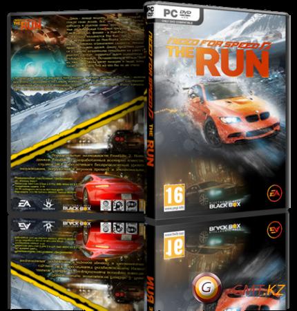 Need for Speed: The Run v.1.1 + DLC (2011/RUS/ENG/RePack от xatab)