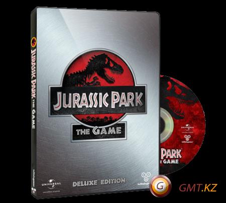 Jurassic Park: The Game (2011/RUS/ENG/Лицензия)