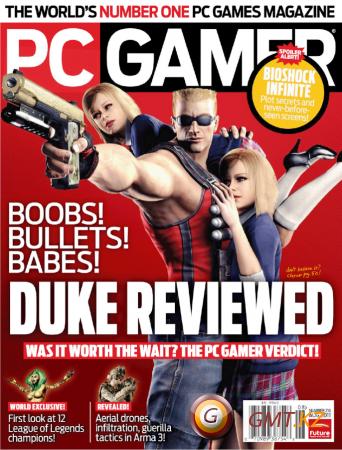 PC Gamer № 1-12,1-5 (2011-2012/ENG/PDF)