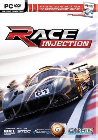 RACE Injection (2011/RUS/ENG/Лицензия)