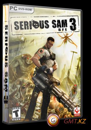Serious Sam 3: BFE (2011/RUS/ENG/Лицензия)