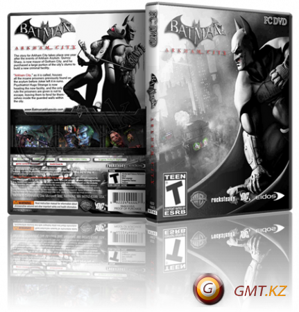 Batman: Arkham City - Game of the Year Edition (2012/RUS/ENG/RePack от z10yded)