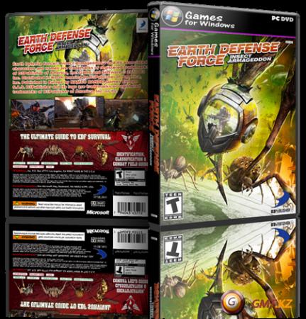 Earth Defense Force: Insect Armageddon (2011/RUS/ENG/Repack от Fenixx)