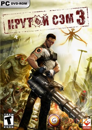 Serious Sam 3: BFE (2011/RUS/ENG/CRACK by RELOADED)