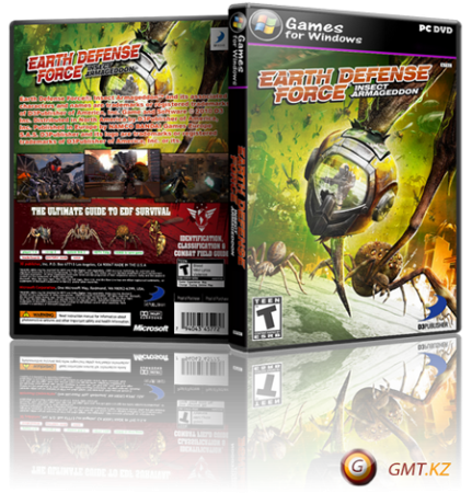 Earth Defense Force: Insect Armageddon (2011/ENG/RePack от R.G. Origami)