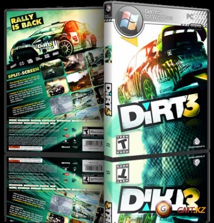 DiRT 3 Complete Edition (2015/RUS/ENG/Лицензия)
