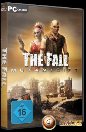 The Fall - Mutant City (2011/RUS/DEU/Пиратка)