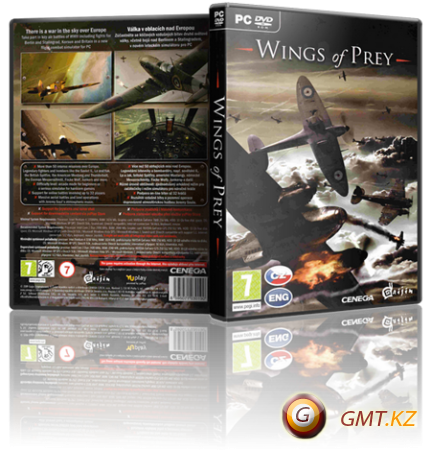 Wings of Prey: Collector's Edition (2011/RUS/MULTi9/Лицензия)