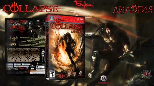 Collapse: Дилогия (2008-2010/RUS/RePack от R.G. Механики)