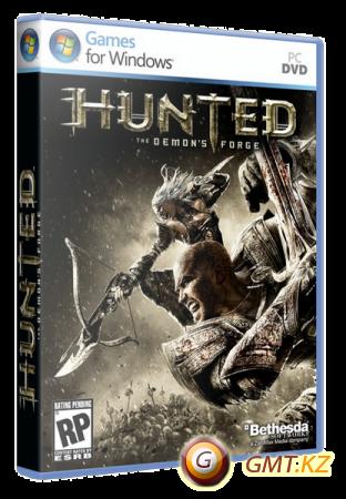 Hunted The Demons Forge v.1.0.0.1 + 6 DLC (2011/RUS/ENG/2xDVD5/RePack от Fenixx)