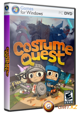 Costume Quest (2011/ENG/RePack)