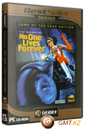 The Operative: No One Lives Forever (2000/RUS/RePack)