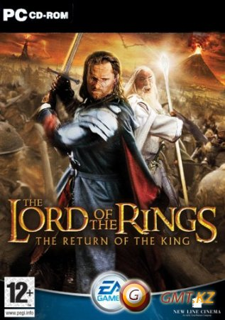 The Lord of the Rings: The Return of the King (2003/RUS/ENG/Лицензия)