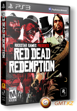 Red Dead Redemption (2010/USA/ENG)