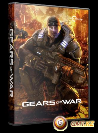 Gears of War (2007/RUS/ENG/RePack от R.G. Механики)