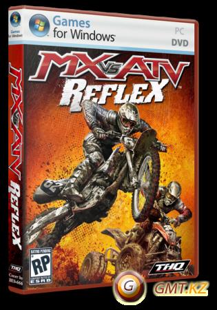 MX vs ATV Reflex (2010/MULTI6/RUS/RePack от cdman)