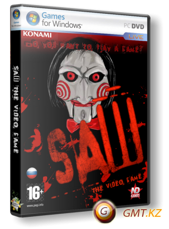 Пила / SAW: The Video Game (2009/RUS/RePack)