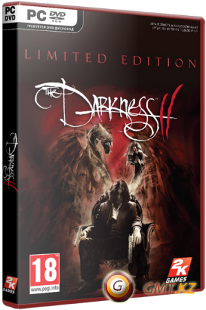 The Darkness II Limited Edition (2011/RUS/ENG/Лицензия)