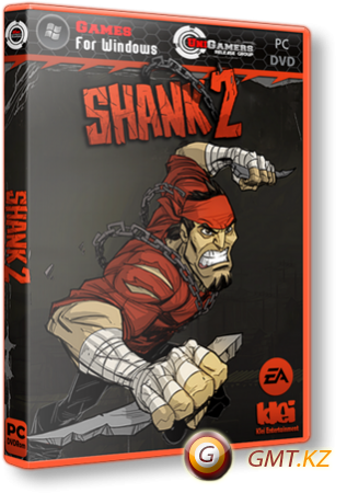 Shank 2 (2012/RUS/ENG/Lossless Repack от R.G. UniGamers)