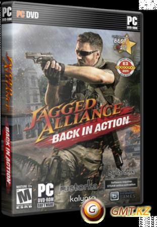 Jagged Alliance: Back In Action v1.13b + 6 DLC (2012/RUS/RePack от Fenixx)