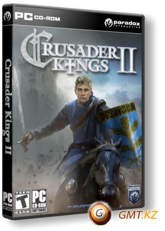 Crusader Kings II (2012/ENG/Лицензия)