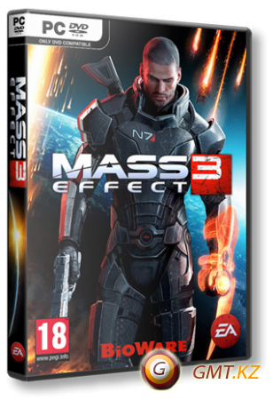 Mass Effect 3: Digital Deluxe Edition v.1.05 (2012/RUS/ENG/RePack от xatab)