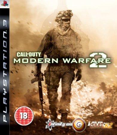 Call of Duty: Modern Warfare 2 (2009/PS3/EUR/RUS)