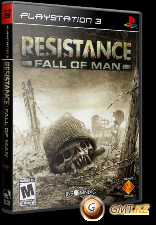 Resistance: Fall Of Man (2007/EUR/ENG)