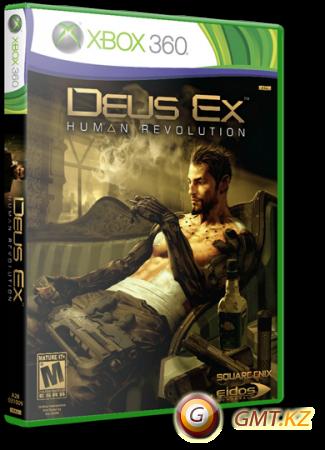 Deus Ex: Human Revolution (2011/RUSSOUND/Region Free)