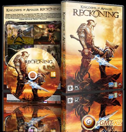 Kingdoms of Amalur: Reckoning + 1 DLC (2012/RUS/ENG/RePack от Fenixx)