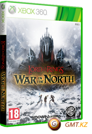The Lord of the Rings: War in the North (2011/RUS/Region Free/XGD3/LT+ 2.0)