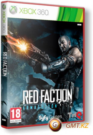 Red Faction: Armageddon (2011/RUS/Region Free)