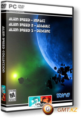Alien Breed Collection (2010/RUS/ENG/RePack от R.G. Механики)