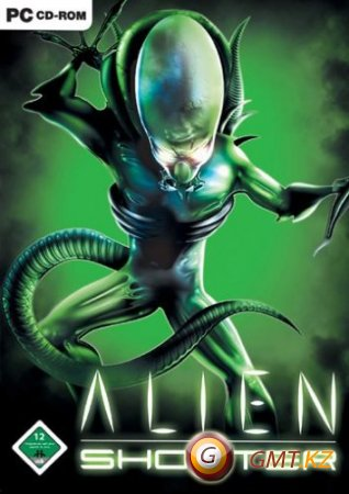 Антология Alien Shooter - Zombie Shooter (2011/RUS/RePack от R.G. Catalyst)